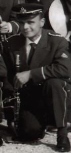 Anni '60 - Aldo con la Banda di Mondavio