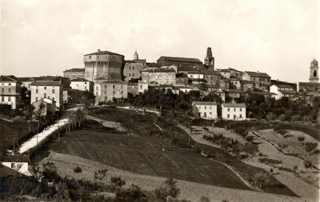 Mondavio negli anni '20-'30