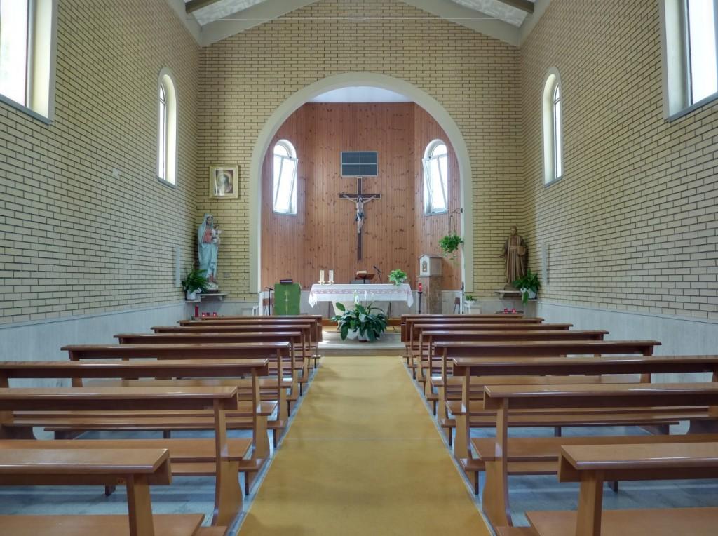 2010 - l'interno della chiesa di San Filippo