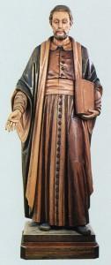 La statua di San Filippo Neri
