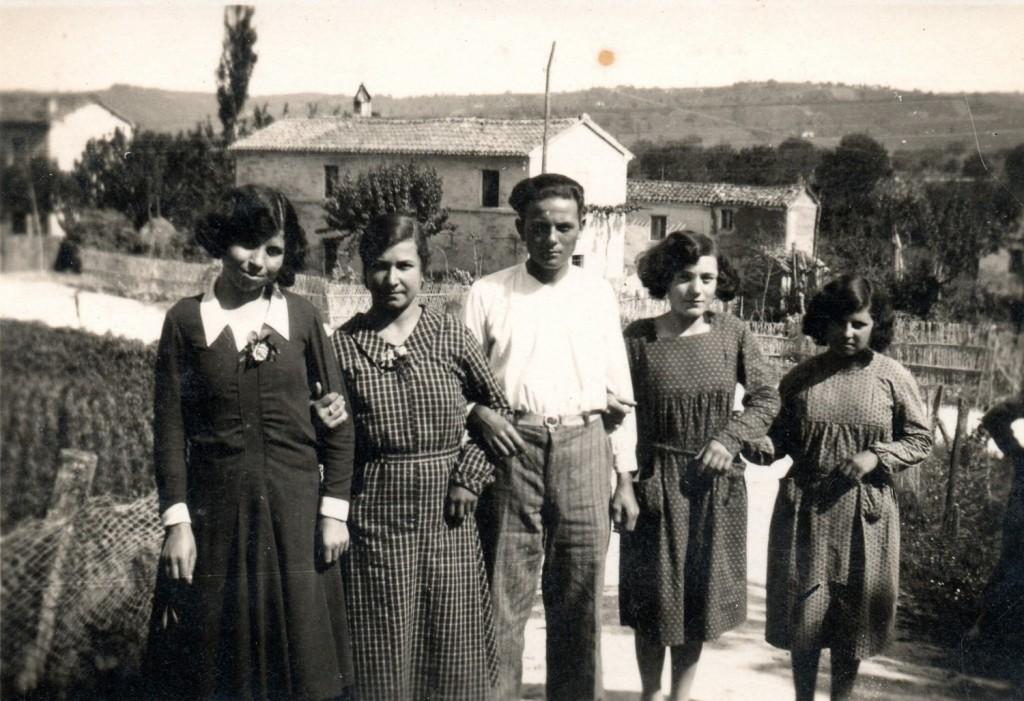 Anni '30 - Il borghetto