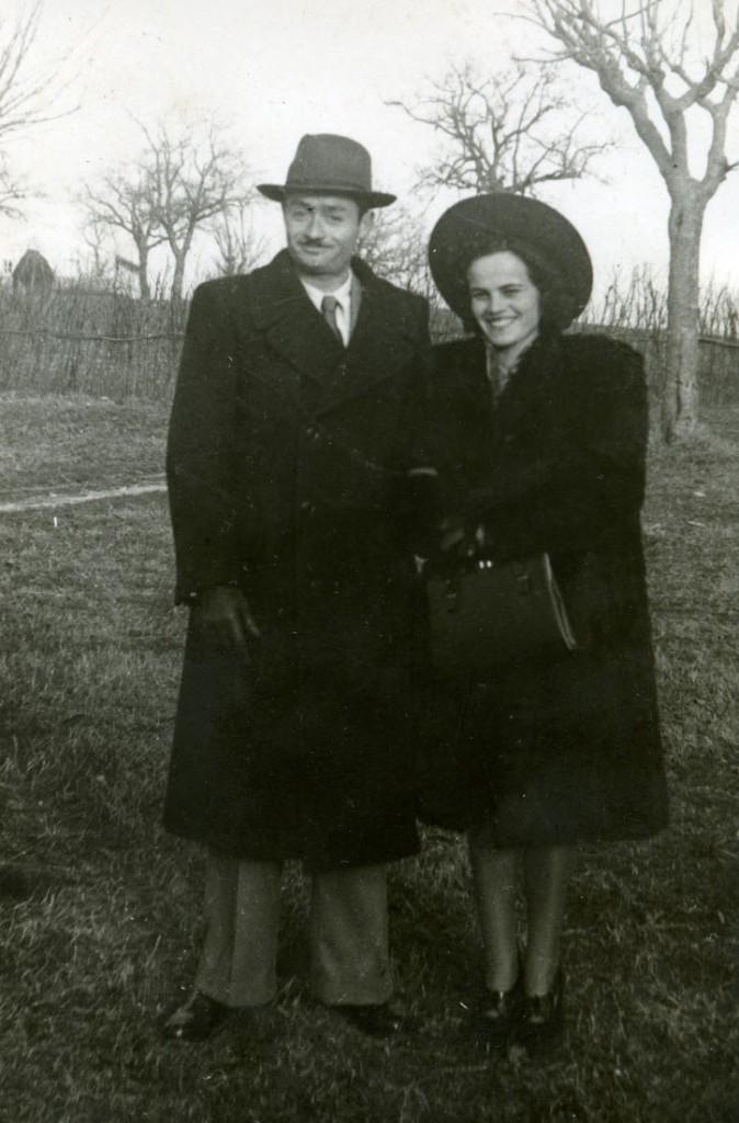 Valentino Dominici e Valentina Fiorelli
