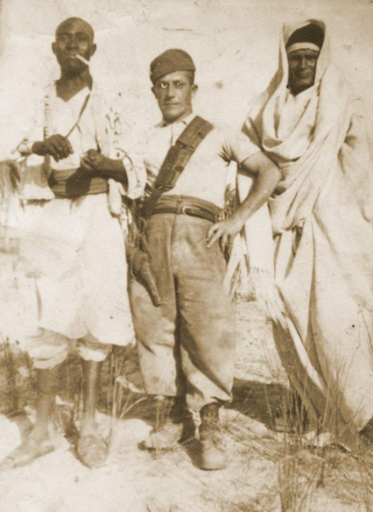 Isidoro Luzi in Cirenaica (quella vera!)