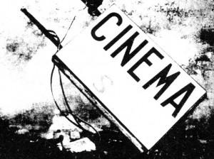 1994 - L'insegna dell'ex-Cinema Cesano