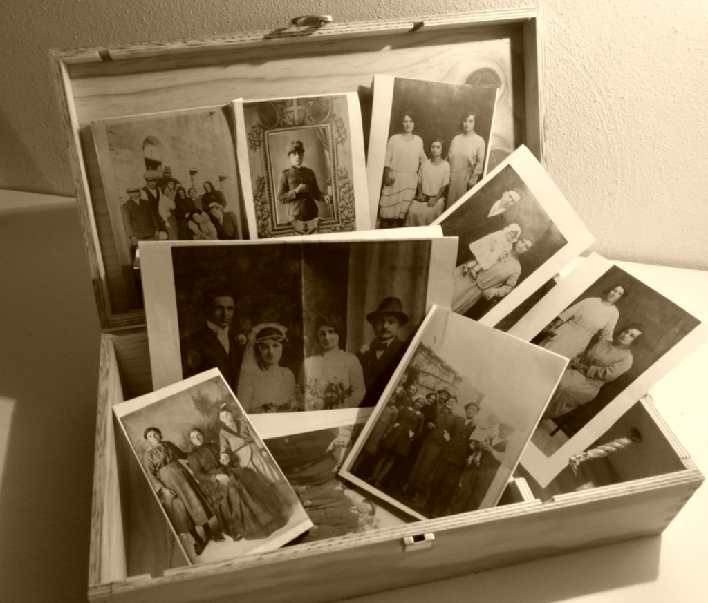 La scatola dei ricordi