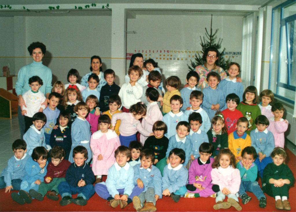 a.s. 1990/91 - Asilo di San Michele