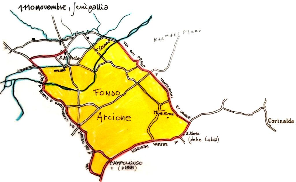 """1110 - Il """"Fondo Arcione"""""""
