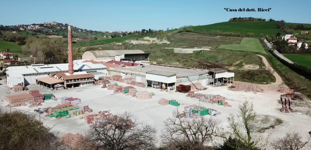 2019 - Foto aerea della Fornace