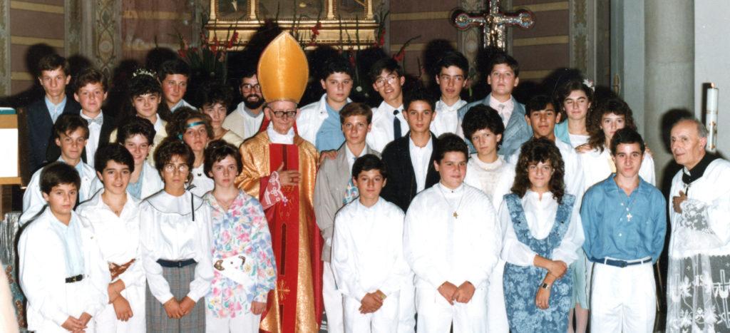 1985 - S. Michele - Cresima